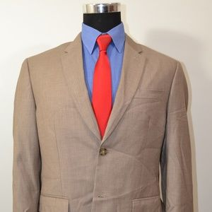 Perry Ellis 40S Sport Coat Blazer Suit Jacket